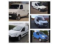 We buy all vans for cash