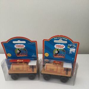 Thomas the Tank Engine Bill and Ben 99014 and 99015 very rare new Birkdale Redland Area Preview