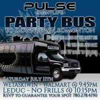 party bus!!! from wetaskiwin!!