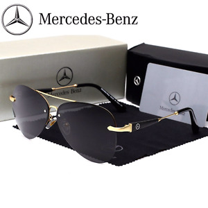 Brand New Limited Edition Mens Unisex Mercedes Benz Sunglasses