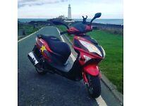 Lexmoto fms 125cc scooter 2016