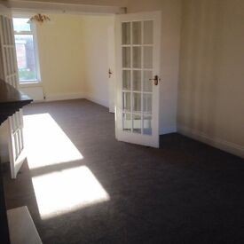 Beautiful Victorian 3 bed maisonette next to Ridley Park Blyth.