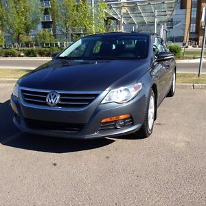 2011 Volkswagen CC Highline Coupe