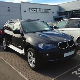 BMW X5 E70 3.0d Very Low Genuine Milage Fully Loaded
