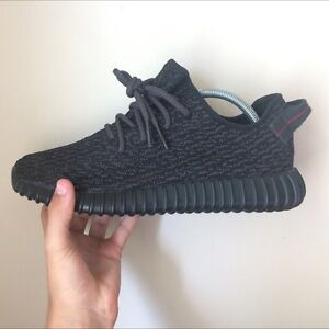 Authentic Yeezy pirate black 350 Boost Narre Warren North Casey Area Preview