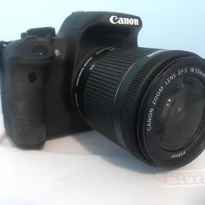 CANON REBEL T5I W/ 18-55MM IS STM LENS