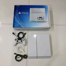 Games, PS4 Console, Genuine Sony Controller, Cables