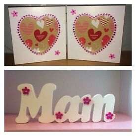 Mother's Day Special! Name and frame!