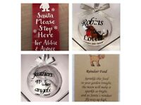 Personalised gifts Christmas birthday