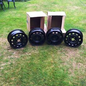 Steel Car Wheels