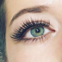 $60 Classic Lash Full Set Holidays special
