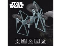 Tie fight 2.4g quadcopter headless mode led lights flips different modes