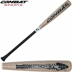 Maple approved wood bat. Combat 31 inch 28 ounce like NEW