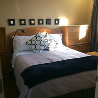 BRIGHT SUNNY ROOM, 6 MIN. TO DWNTN, WALK TO LRT AND SHOPPING