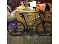 """Teenager 's bicycle for sale. Revolution Cullin XC 14"""" frame."""
