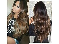 MOBILE HAIR EXTENSION STYLIST.. SAME DAY! HOT FUSION BONDS, SEW IN, NANO, MICRO,TAPE..RUSSIAN - REMY