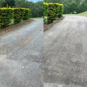 Recycled Asphalt Profiles Delivered Spread and Compacted Helensvale Gold Coast North Preview