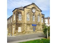 Guiseley Brass Band at Lower Wortley Methodist Church