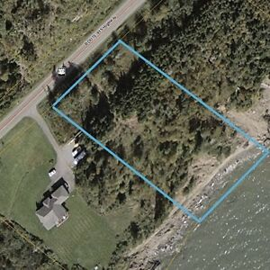 Waterfront Vacant Land on Bay of Fundy