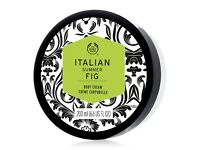 Italian Summer Fig Body Cream 200ml & Italian Summer Fig Eau de Toilette 50ml - NEW