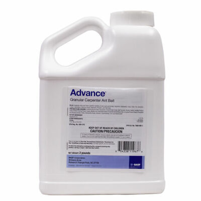 2 lb Advance Carpenter Ant Granule Bait Pest Control