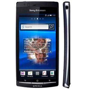SONY XPERIA ARC LT15a UNLOCKED ANDROID WIFI TOUCH 4G FIDO ROGERS PUBLIC MOBILE KOODO BELL VIRGIN TELUS CHATR HSPA CUBA
