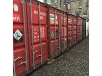 Hawick Storage Containers and Indoor storage units to hire Summer offer available