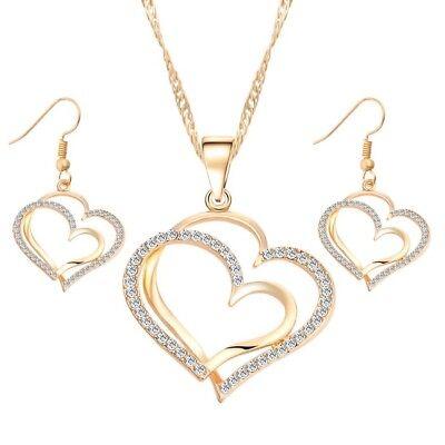Collares Cadenas De Oro Para Mujer 18K Joyas Joyeria Fina De Moda Plata 925