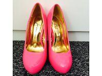 Pink ATMOSPHERE Heel