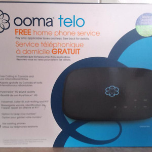 Ooma Home Telo system for sale