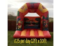🎉🎉🎉Bouncy castle hire cheapest in the north east ! Starting price £25 all day 😀