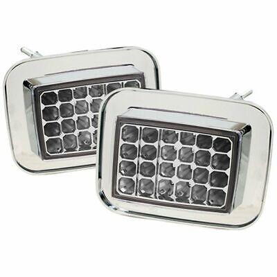 Hummer H2 Corner Lights - Spyder Auto Hummer H2 Corner Lights Clear 5016683