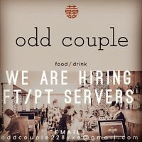 PT/FT servers wanted