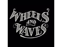 Travel Buddy(s) Male or Female To Ride To The Wheel & Waves Motorcycle Show In Biarritz France June