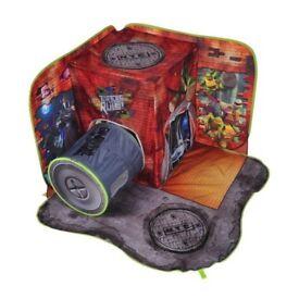 Ninja turtle play tent