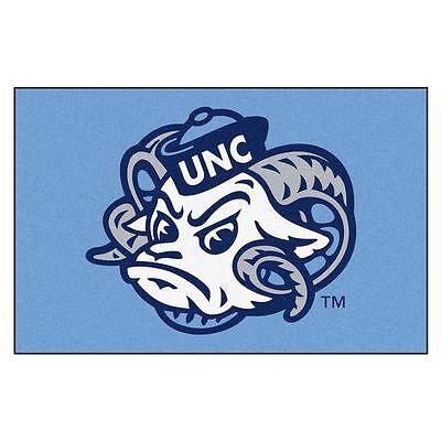 "FanMats UNC North Carolina - Chapel Hill Starter Rug 20""x30"", 2395"