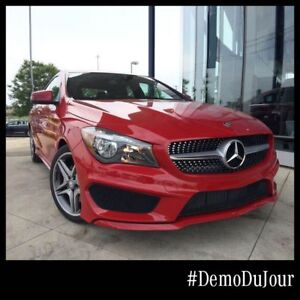 2015 Mercedes-Benz CLA 250 MATIC