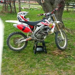 2008 450 special addition crf