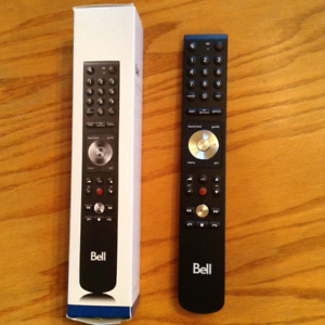 Bell remote for Fibe TV