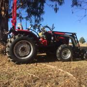 Foton Lovol 354 35 HP Tractor with 4 in 1 Loader. Melbourne CBD Melbourne City Preview