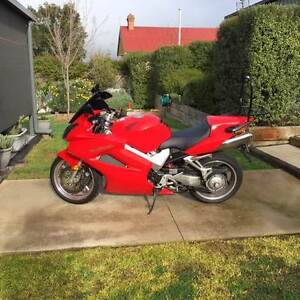 2005 Honda VFR 800FI in as new condition with super low KM Stawell Northern Grampians Preview