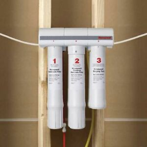 Honeywell Reverse Osmosis Water Filter with Storage Tank