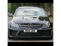 Raja raj private number plate Asian royal rajar kings king BMW Audi Mercedes Lexus Ford VW