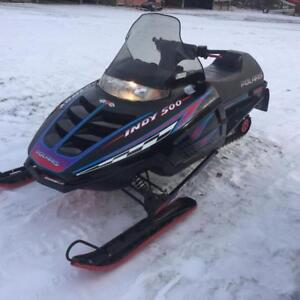 Looking for Polaris Indy 500 in any condition.
