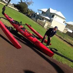 Hobie Mirage Adventure Island Kayak Erskine Mandurah Area Preview