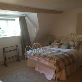 Double Room with ensuite bathroom for rent