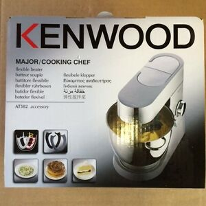 Kenwood Chef Major High Temperature Flexible Beater AT502 Spare Part No 502002