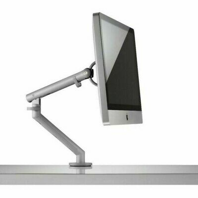 VESA Monitor Arm White for Screen, All-in-One PC & iMac  9kg - CBS Flo Dynamic