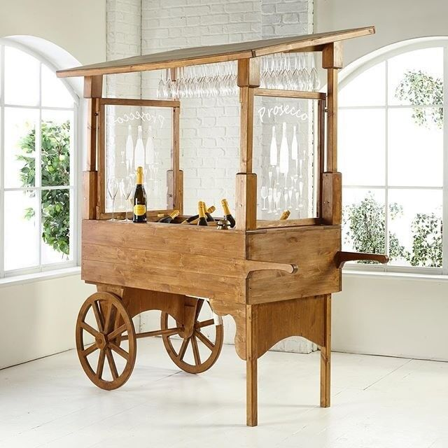Yorkshire wedding decor for hire including hand made prosecco yorkshire wedding decor for hire including hand made prosecco cart junglespirit Gallery