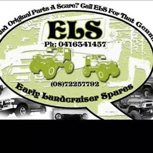 Early Landcruiser Spares 4wd 4x4 Land Cruiser Wreckers and Repair Holden Hill Tea Tree Gully Area Preview